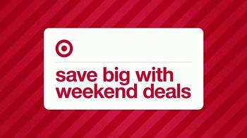 Target Weekend Deals TV Spot, 'Thanksgiving Essentials' - Thumbnail 8