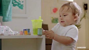 Samsung POWERbot TV Spot, 'Baby'