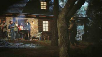 Smokey Bear Campaign TV Spot, 'Dumping Ashes'