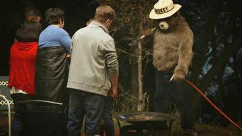 Smokey Bear Campaign TV Spot, 'Dumping Ashes' - Thumbnail 4