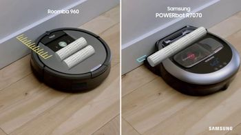 Samsung POWERbot TV Spot, 'Edge-Cleaning Machine'