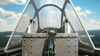 GEICO TV Spot, 'The Gecko Air Show'