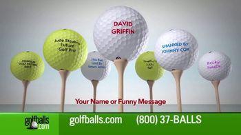 Golfballs.com Holiday Savings TV Spot, 'Chrome Soft' - Thumbnail 5