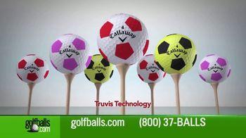 Golfballs.com Holiday Savings TV Spot, 'Chrome Soft' - Thumbnail 6