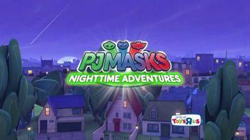 PJ Masks Nighttime Adventures Die Cast Spiral Playset TV Spot, 'Showdown' - Thumbnail 1