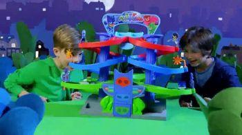 PJ Masks Nighttime Adventures Die Cast Spiral Playset TV Spot, 'Showdown' - Thumbnail 2