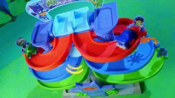 PJ Masks Nighttime Adventures Die Cast Spiral Playset TV Spot, 'Showdown' - Thumbnail 3