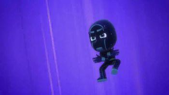 PJ Masks Nighttime Adventures Die Cast Spiral Playset TV Spot, 'Showdown' - Thumbnail 4
