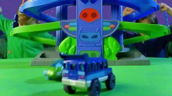 PJ Masks Nighttime Adventures Die Cast Spiral Playset TV Spot, 'Showdown' - Thumbnail 5