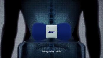 Aleve Direct Therapy TV Spot, 'Lower Back Pain Has Met Its Match'
