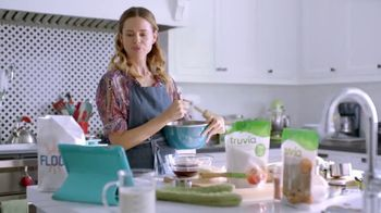 Truvia Sugar Blends TV Spot, 'Bake in Sweet'