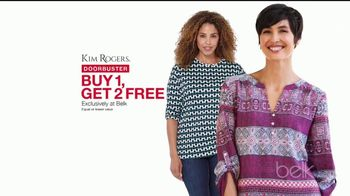 Belk Biggest One Day Sale TV Spot, 'Scratch and Save' - Thumbnail 4