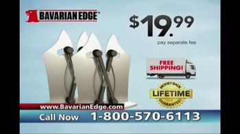 Bavarian Edge TV Spot, 'Razor-Sharp Edge in an Instant' - Thumbnail 10