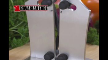 Bavarian Edge TV Spot, \'Razor-Sharp Edge in an Instant\'