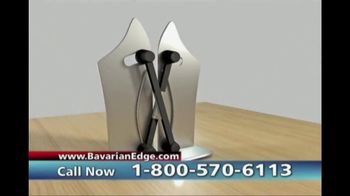 Bavarian Edge TV Spot, 'Razor-Sharp Edge in an Instant' - Thumbnail 3