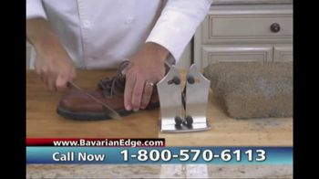 Bavarian Edge TV Spot, 'Razor-Sharp Edge in an Instant' - Thumbnail 5