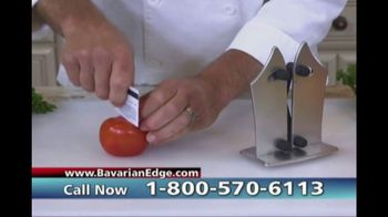Bavarian Edge TV Spot, 'Razor-Sharp Edge in an Instant' - Thumbnail 7