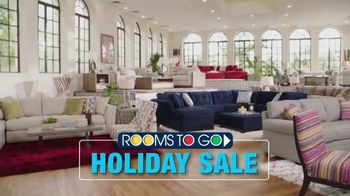 Rooms to Go Holiday Sale TV Spot, 'Cindy Crawford Home' - Thumbnail 2