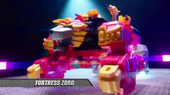 Power Rangers Ninja Steel Lion Fire Fortress Zord TV Spot, 'Epic Battles'