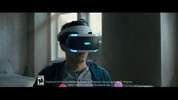 PlayStation VR TV Spot, 'Claws: The Elder Scrolls V: Skyrim VR' - 357 commercial airings