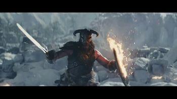 PlayStation VR TV Spot, 'Claws: The Elder Scrolls V: Skyrim VR' - Thumbnail 9