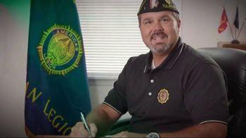 The American Legion TV Spot, 'Advocate for Veterans'