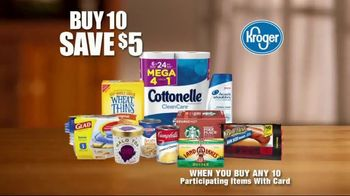 The Kroger Company Buy 10 Save $5 TV Spot, 'Magical' - Thumbnail 8