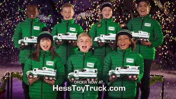 2017 Hess Dump Truck and Loader TV Spot, 'The Tradition Continues'