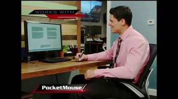 Pocket Mouse TV Spot, 'Untethered'
