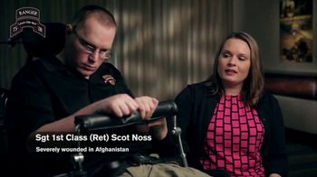 Lead the Way Fund TV Spot, 'Army Ranger Scot Noss'