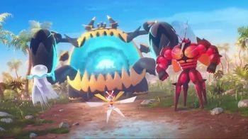 Pokémon Sun & Moon—Crimson Invasion TV Spot, 'Charge Into Battle' - 713 commercial airings