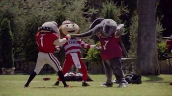 Nissan TV Spot, 'Heisman House: Part Mascot' Featuring Herschel Walker [T1]
