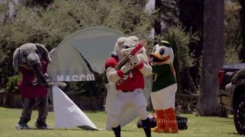 Nissan TV Spot, 'Heisman House: Part Mascot' Featuring Herschel Walker [T1] - Thumbnail 2