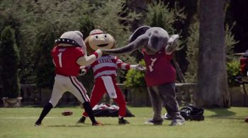 Nissan TV Spot, 'Heisman House: Part Mascot' Featuring Herschel Walker [T1] - 6 commercial airings