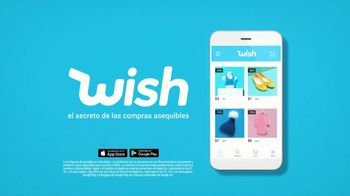 Wish TV Spot, 'Soy feliz' [Spanish] - Thumbnail 10