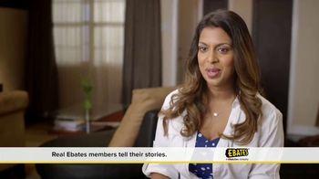 Ebates TV Spot, 'A Very Merry Ebates Testimonial' - Thumbnail 1
