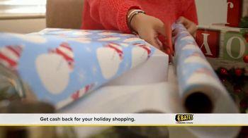 Ebates TV Spot, 'A Very Merry Ebates Testimonial' - Thumbnail 4