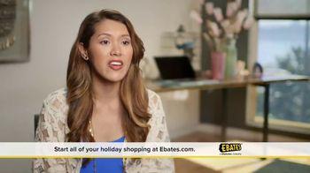Ebates TV Spot, 'A Very Merry Ebates Testimonial' - Thumbnail 6