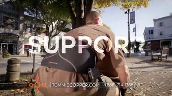 Tommie Copper Shoulder Centric Support Shirt TV Spot, 'Feel Better' - Thumbnail 5