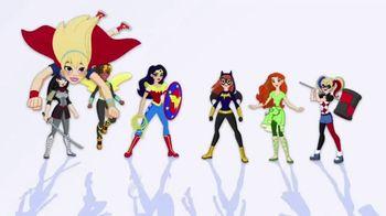 DC Super Hero Girls Supergirl TV Spot, 'X-Ray Vision' - Thumbnail 1