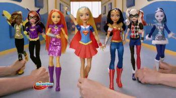 DC Super Hero Girls Supergirl TV Spot, 'X-Ray Vision' - Thumbnail 2