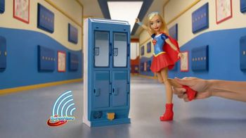 DC Super Hero Girls Supergirl TV Spot, 'X-Ray Vision' - 290 commercial airings