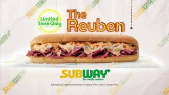 Subway Reuben TV Spot, 'Groovin'' Song by The Young Rascals - Thumbnail 9