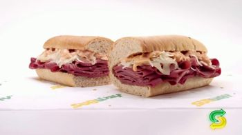 Subway Reuben TV Spot, 'Groovin'' Song by The Young Rascals - Thumbnail 6