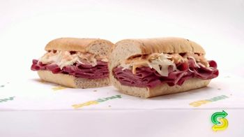 Subway Reuben TV Spot, 'Groovin'' Song by The Young Rascals - Thumbnail 7