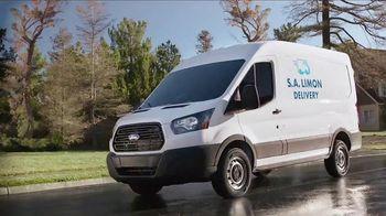 Ford Commercial Vehicle Season TV Spot, 'Don't Sweat It' [T2] - Thumbnail 1
