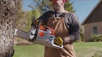 Ford Commercial Vehicle Season TV Spot, 'Don't Sweat It' [T2] - Thumbnail 2