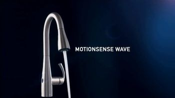 Moen MotionSense Wave TV Spot, 'Inspired by Movement. Innovated by Moen.'