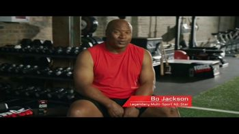 Force Factor Alpha King TV Spot, 'More Energy' Featuring Bo Jackson - 65 commercial airings