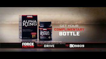 Force Factor Alpha King TV Spot, 'More Energy' Featuring Bo Jackson - Thumbnail 5